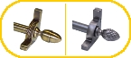 Dynasty Stair Rod, Brackets and Finials