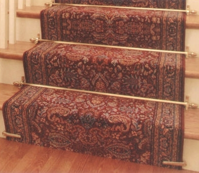 Regular and Decorative Stair Rods